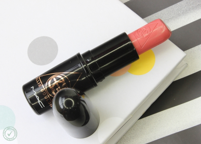 mac ellie goulding only you lipstick