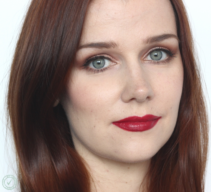 Rimmel Kate Moss Anniversary Lipstick Review - coveted by