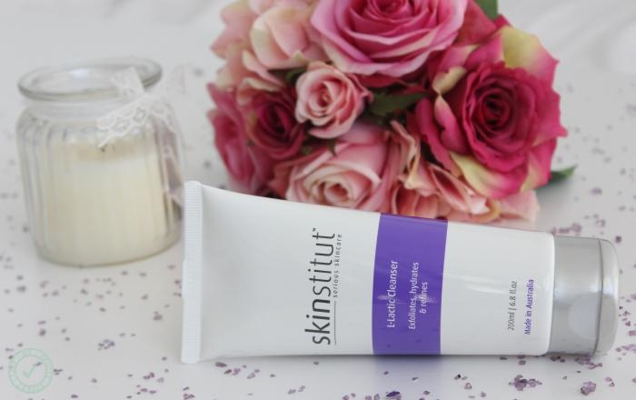 skinstitut l-lactic cleanser