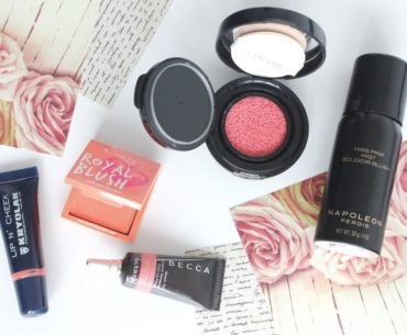 Four cream blush types you need to try