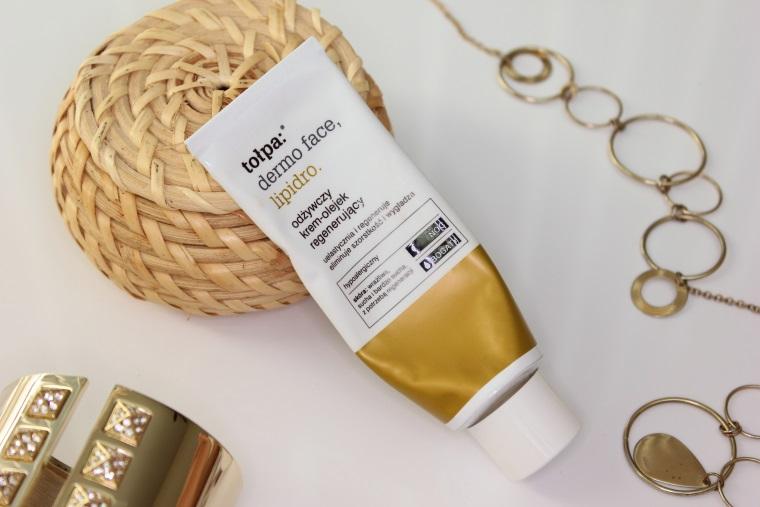Tolpa Dermo Face Lipidro Night Cream-Oil