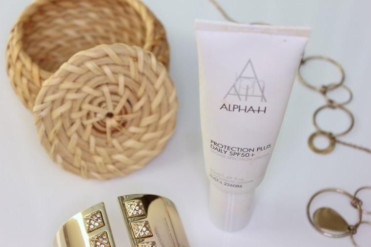 Alpha-H Protection Plus Daily SPF50+ Broad Spectrum Cream