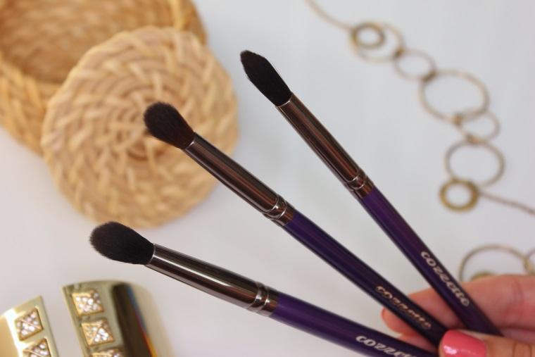 cozzette brushes review