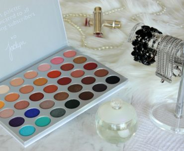 Morphe Jaclyn Hill Palette swatches & review