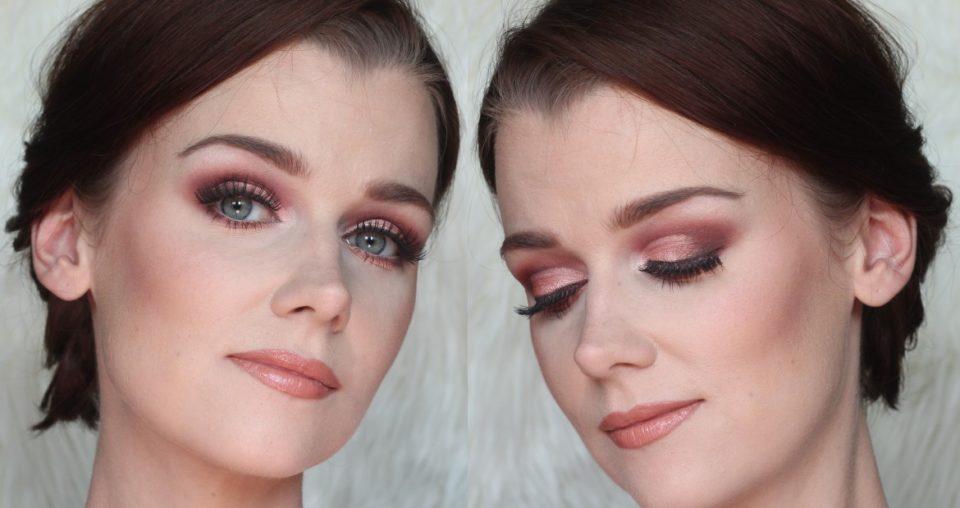 Morphe Jaclyn Hill Palette makeup tutorial